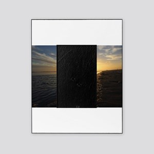 Beach Sunset Picture Frame