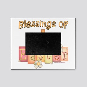 heastercrossblessings copy Picture Frame