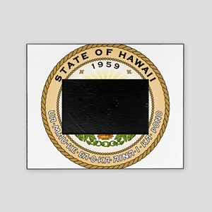 Hawaii State Seal Picture Frame