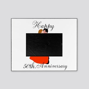 Custom Anniversary Picture Frame