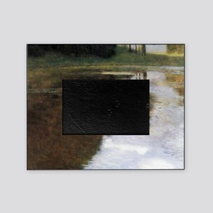 Klimt Quiet Pond Picture Frame