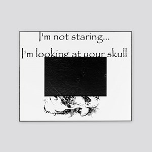Imnotstaring_black Picture Frame