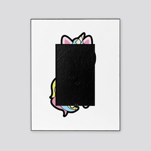 Unicorn Cat Picture Frame