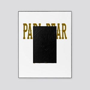 Papa Bear Picture Frame