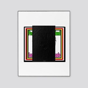 Black American Native American Picture Frame