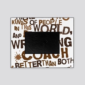 wrestlingcoachbrown Picture Frame