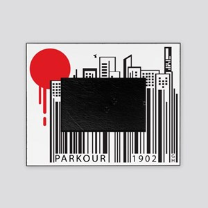 Parkour Code Picture Frame