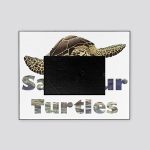 save-our-turtles Picture Frame