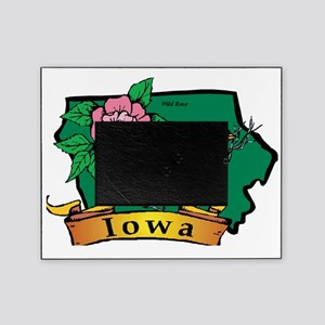 21306379-Iowa-map Picture Frame