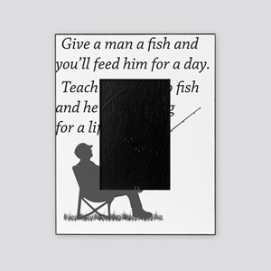 fishing_K Picture Frame