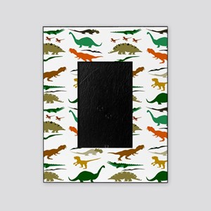 Dinosauria Picture Frame