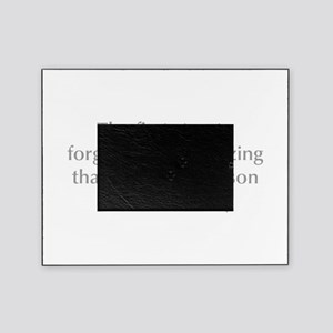 first-step-to-forgiveness-opt-gray Picture Frame