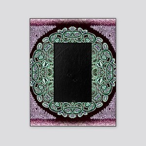 Metallic Celtic Knot Picture Frame