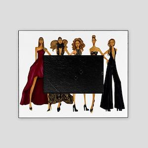 Group Divas Picture Frame