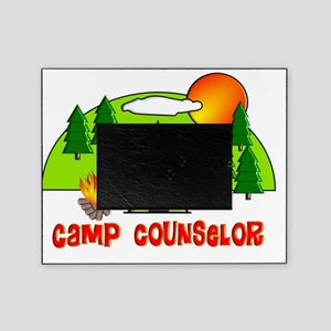 camp counselor 1 Picture Frame