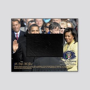 Obama Calendar 001 Picture Frame