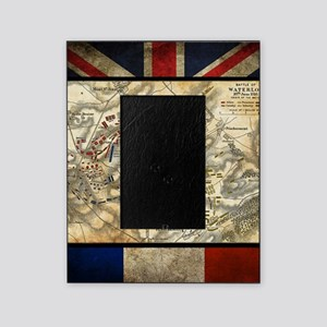 Battle of Waterloo Picture Frame