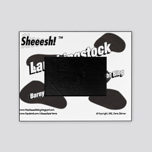 Laughingstock Calendar Cover Picture Frame