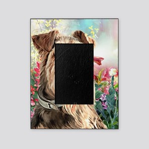 Airedale Painting Picture Frame