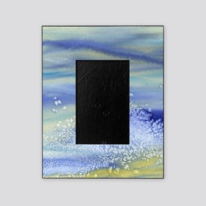 Sea Spray Shower Curtain Picture Frame