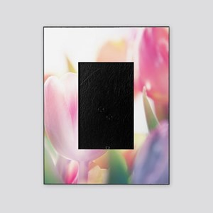 Beautiful Tulips Picture Frame
