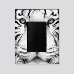 Realistic Tiger Painting Picture Frame