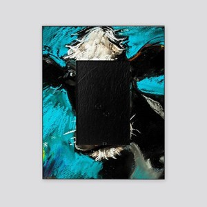Cow Painting Picture Frame