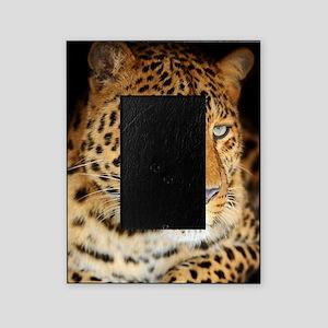 Leopard Portrait Picture Frame