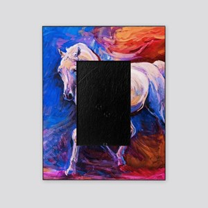Horse Painting Picture Frame