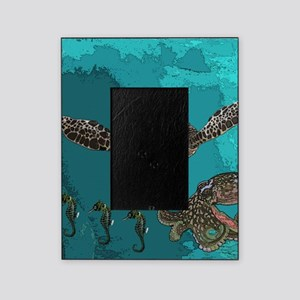 Sea creatures Picture Frame