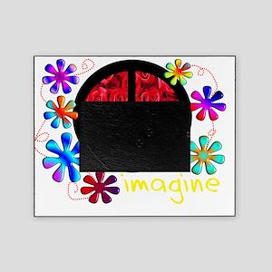 imagine peace darks 2011 Picture Frame