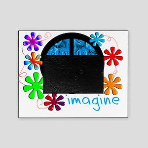 Imagine BLUE 2011 Picture Frame