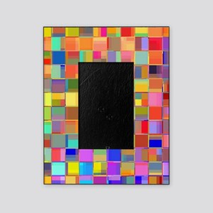 Color Mosaic Picture Frame