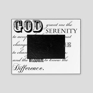 Serenity Prayer Picture Frame