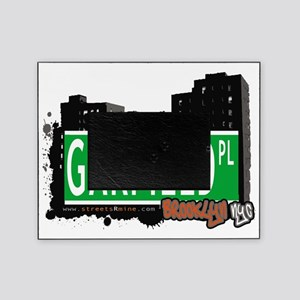 GARFIELD PL, BROOKLYN, NYC Picture Frame