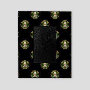 U.S. Army: Circle Symbol (Black) Picture Frame
