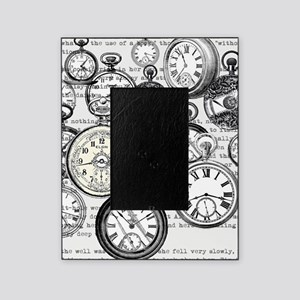 White Rabbit Watches Timepiece Alice Picture Frame