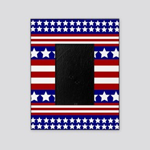 Stars and Stripes Picture Frame
