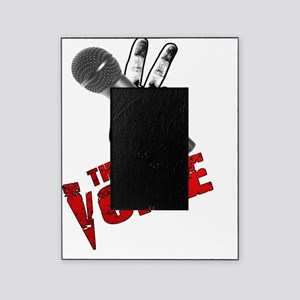 The Voice Grunge Gradient 030 Black  Picture Frame