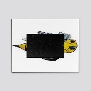 Bumble Bee Picture Frame