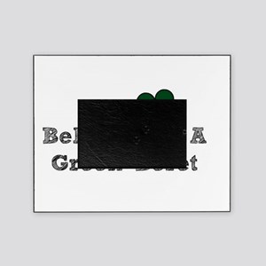 My Heart Belongs To A Green Beret Picture Frame