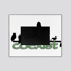 cfw coexist art Picture Frame