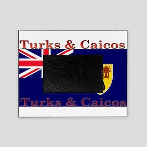 TurksCaicos Picture Frame