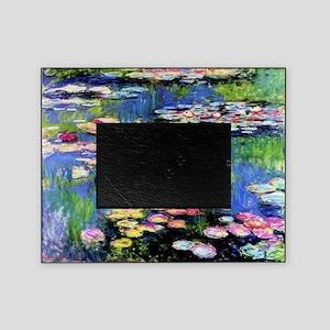 MONET WATERLILLIES Picture Frame