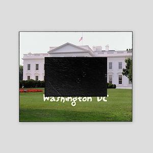 WashingtonDC_10X8_puzzle_mousepad_Wh Picture Frame