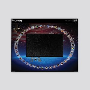L Discovery Tribute Picture Frame
