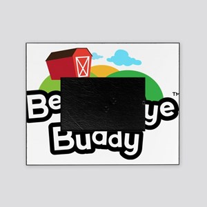 Farmyard Cow Bed-D-Bye Buddy Picture Frame