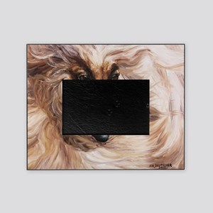 Afghan Hound Picture Frame