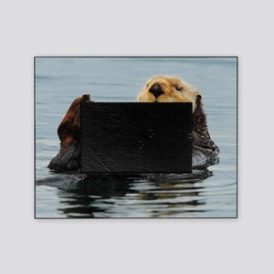115x9_calender_otter_10 Picture Frame