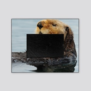 115x9_calender_otter_11 Picture Frame
